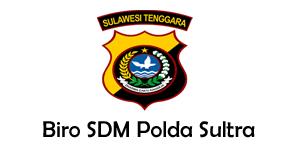 Biro SDM Polda Sultra